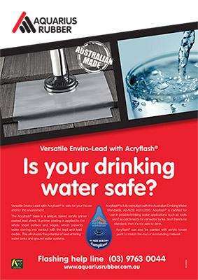 Versatile Enviro-Lead Drinking Water Safe
